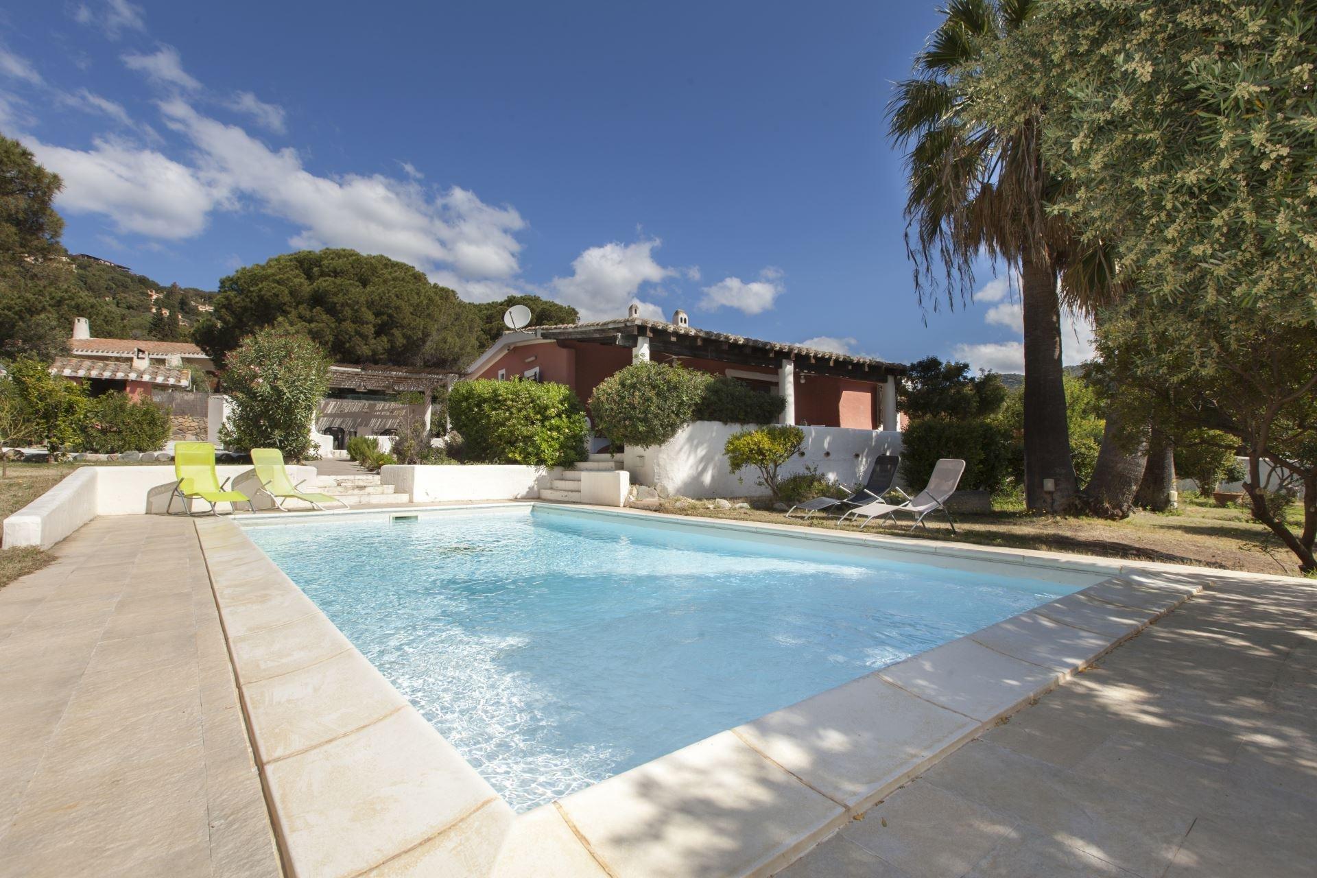Villa Venere zwembad