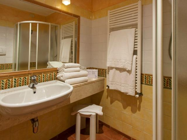 Badkamer - Appartement Lantana Resort - Pula - Vakantie Sardinie