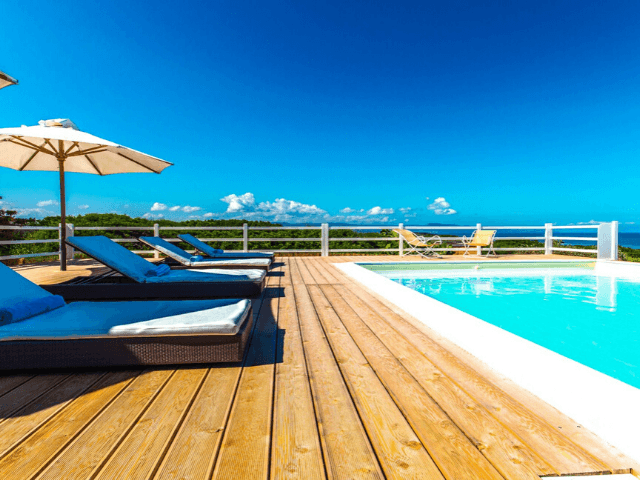Een super villa in het noorden van Sardinië