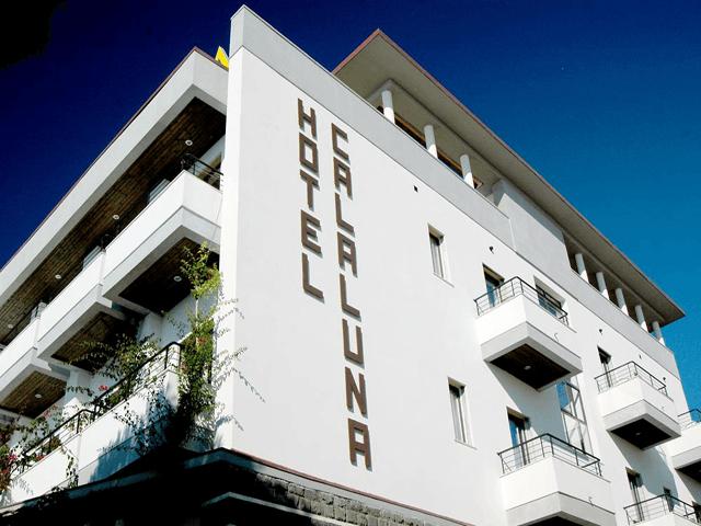 hotel cala luna - cala gonone - sardinie