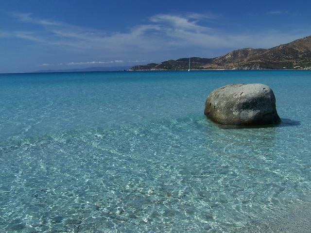 Een paradijs - Villasimius - Sardinië - Foto