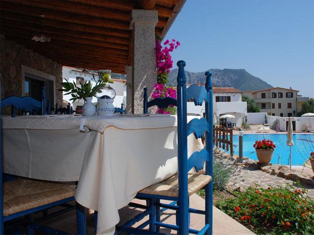 Restaurant - Hotel Nuraghe Arvu Resort - Cala Gonone - Sardinië