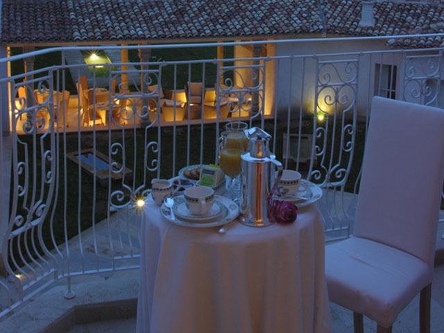 Balkon - Tarthesh Hotel - Guspini - Sardinië
