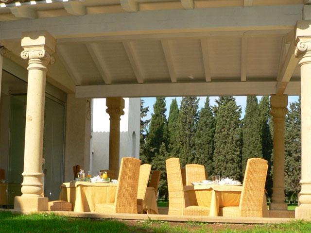 Ontbijt - Tarthesh Hotel -  Guspini - Sardinië