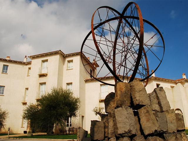 Detail - Tarthesh Hotel - Guspini - Sardinië