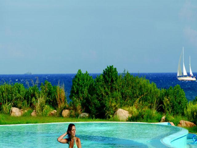 Zwembad - Is Morus Relais - Santa Margherita di Pula- Sardinië