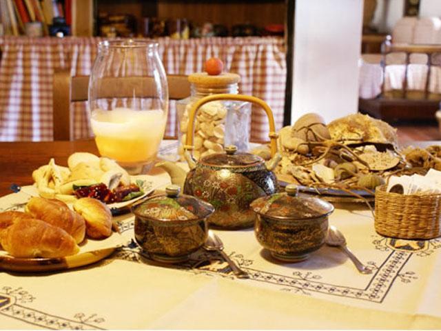 Ontbijt - Agriturismo L'Aglientu - Loiri Porto San Paolo - Sardinië