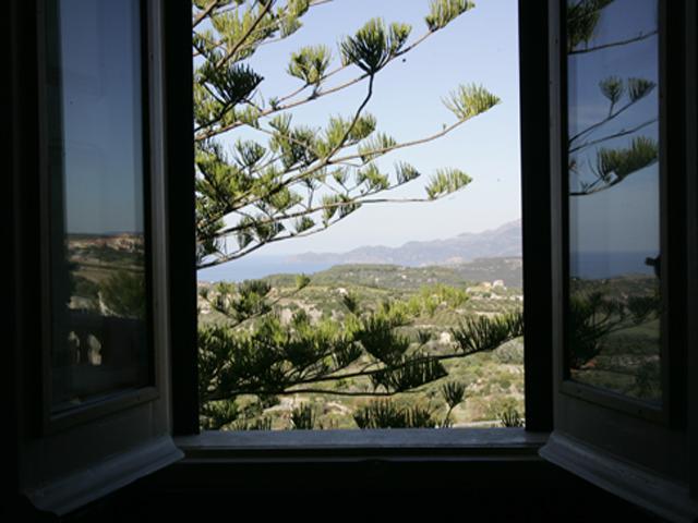 Uitzicht - Hotel Villa Asfodeli - Tresnuraghes - Sardinië