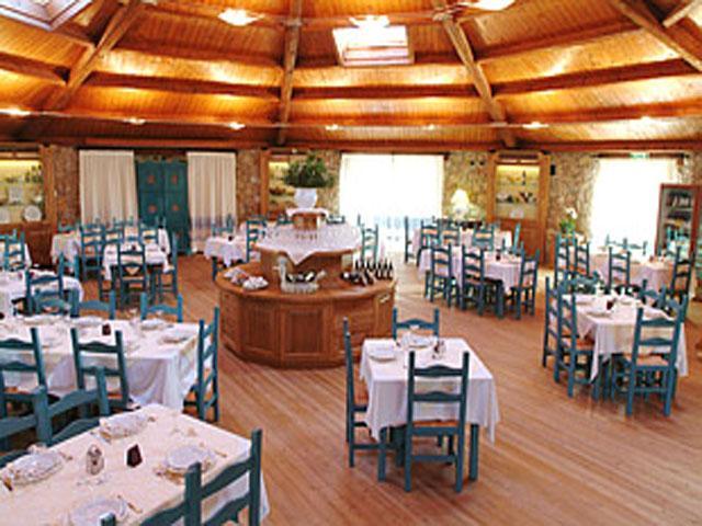 Restaurant La Pinnette in Podere Monte Sixeri - Sardinië