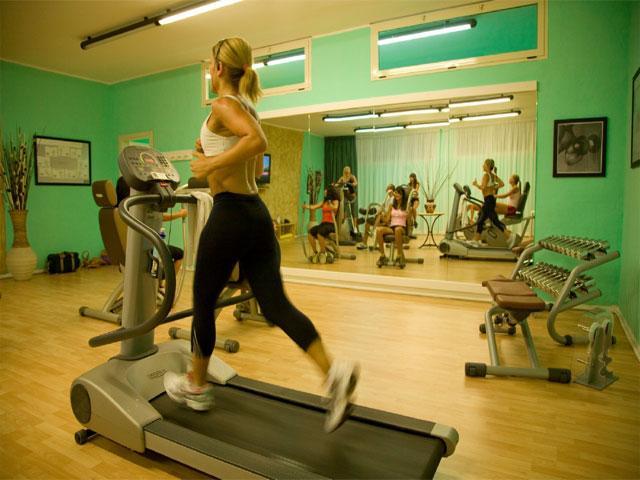 Fitnessruimte - Grand Hotel in Porto Cervo - Sardinië