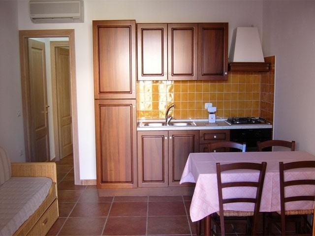 Woonkamer - Residence Bouganvillage - Budoni - Sardinië
