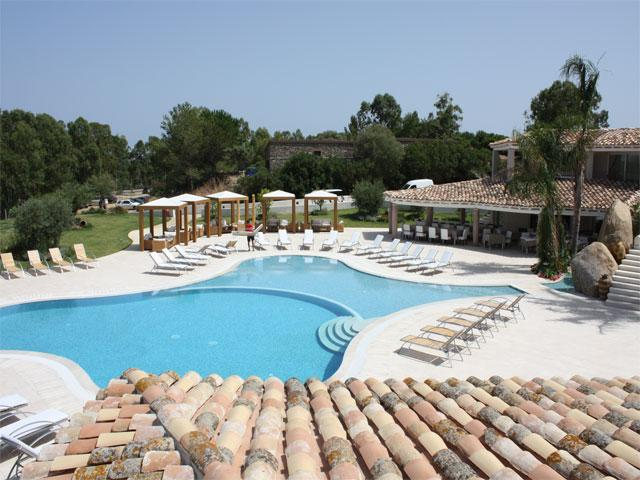 Villas Resort - Castiadas - Costa Rei - Sardinië