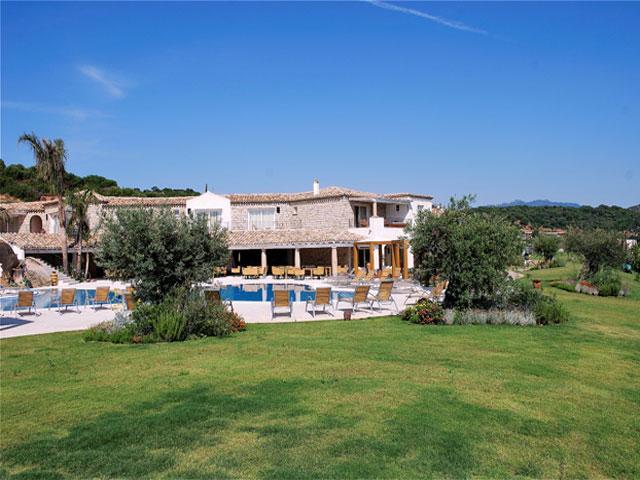Villa Resort - Castiadas - Costa Rei - Sardinië