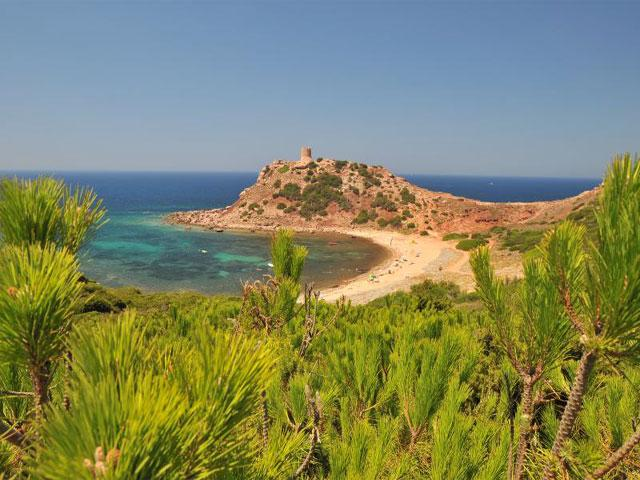 Strand - Vakantiepark & Camping Torre del Porticciolo in Alghero - Sardinië