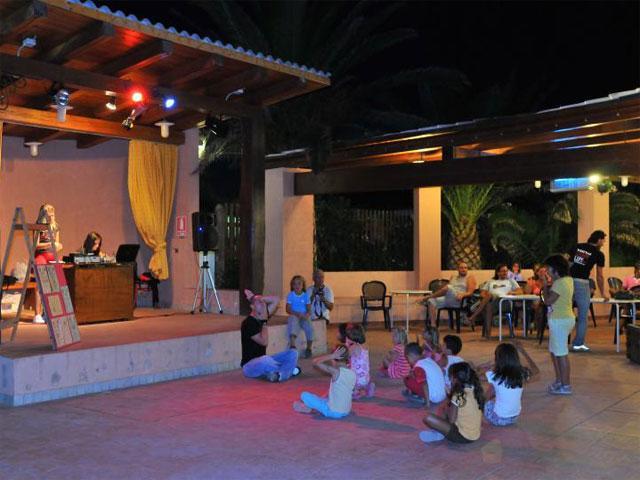 Animatie voor kinderen - Vakantiepark & Camping - Sardinië