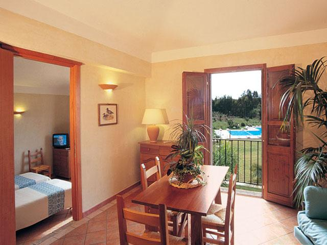 Appartementen -  Baia delle Palme - S. Margherita di Pula - Sardinië - Foto