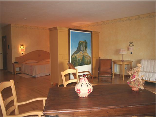 Kamer - Hotel Sa Muvara - Aritzo - Sardinië