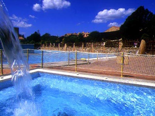 Zwembad - Residence Capriccioli - Sardinië