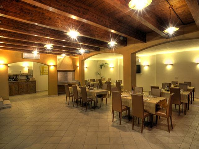 Restaurant - Villa Barbarina - Alghero -Sardinië