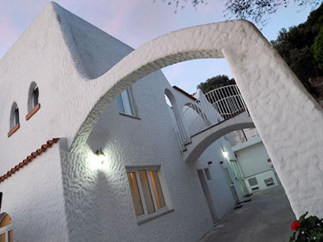 Hotel Cedrino in Dorgali - Sardinië