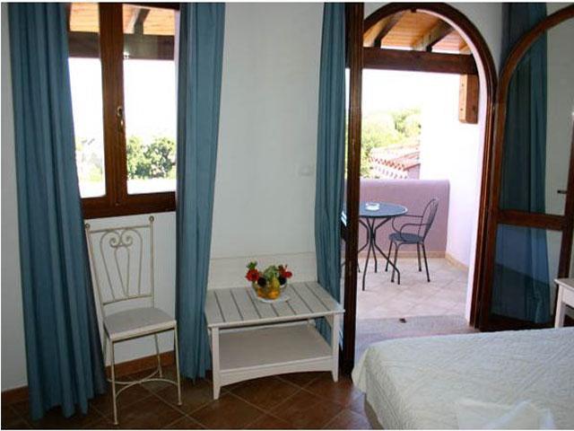 Hotelkamer in Li Graniti - Baja Sardinia - Sardinië