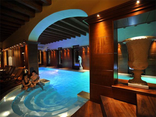 Wellness center in het hotel - Sardinië