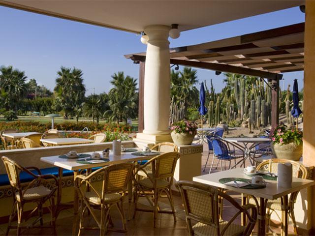Ontbijtterras - Hotel & Residence Lantana - Pula - Sardinië