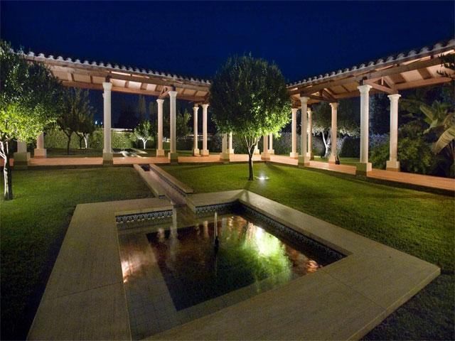Tuin - Hotel & Residence Lantana - Pula - Sardinië