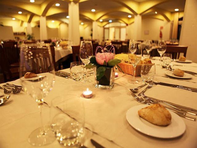 Restaurant - Hotel Corte Rosada - Porto Conte - Alghero