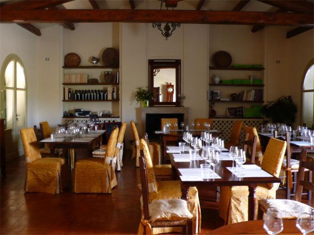 Eetkamer - Wine Resort - Alghero - Sardinië