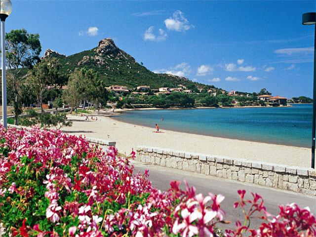 Strand - Cala di Falco Resort - Cannigione - Sardinië