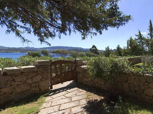 Uitzicht vanuit Villa Asfodeli