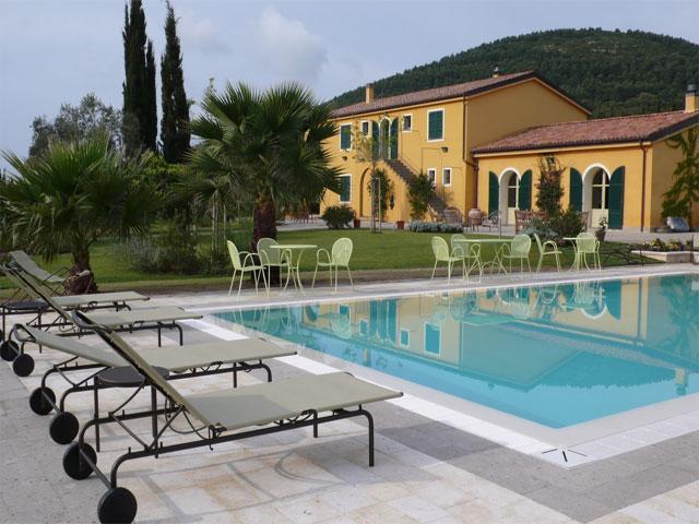 Wine Resort Leda D' Ittiri - Alghero - Sardinië