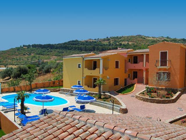 Vakantie budoni sardini for Residence budoni 2