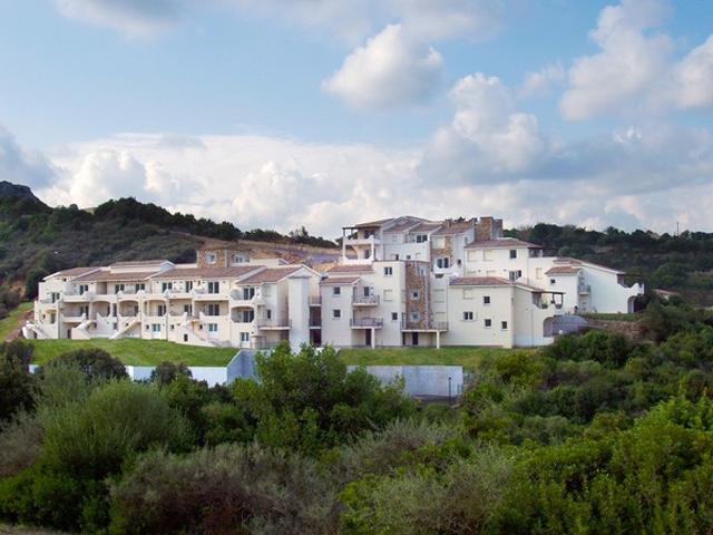 Vakantie appartementen Ea Bianca - Baja Sardinia - Sardinie (12)