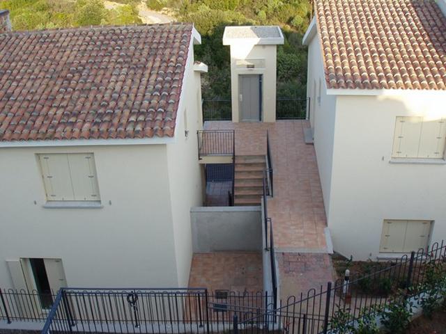 Vakantie appartementen Ea Bianca - Baja Sardinia - Sardinie (2)