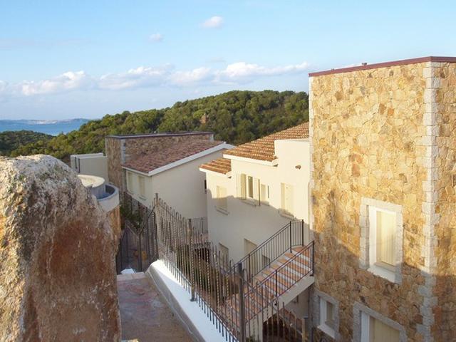 Vakantie appartementen Ea Bianca - Baja Sardinia - Sardinie (7)