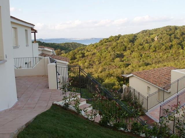 Vakantie appartementen Ea Bianca - Baja Sardinia - Sardinie (9)
