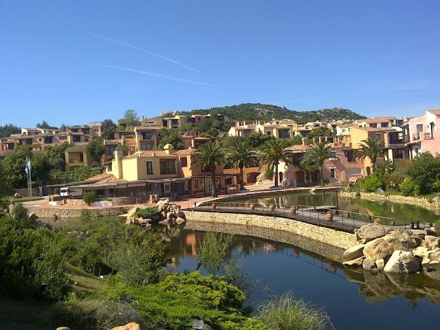 Vakantiepark Sardinie - Appartementen Bagaglino di Porto Cervo  (1)