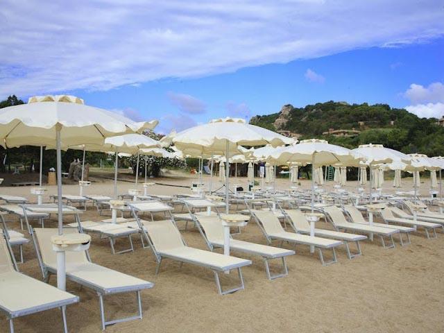 Prive strand Bagaglino in Porto Cervo - Sardinie