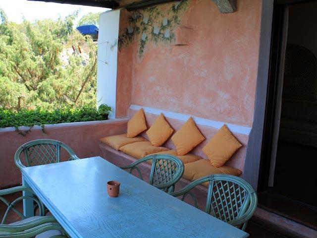 Vakantie appartement Bagaglino in Porto Cervo - Sardinie