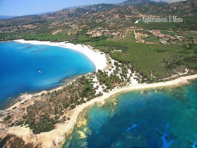 Appartement Il Mirto - Orosei - Vakantie in Sardinie (4)