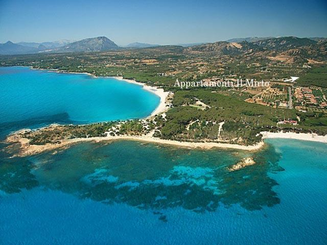 Appartement Il Mirto - Orosei - Vakantie in Sardinie (5)
