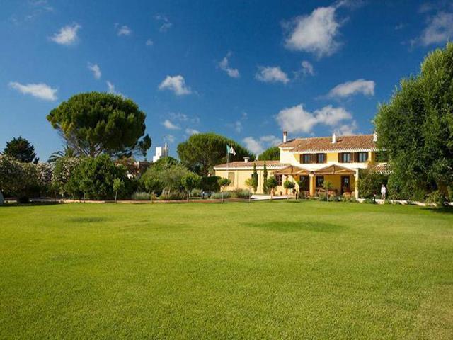 Hotel Is Benas Country Lodge - San Vero Milis - Sardinie
