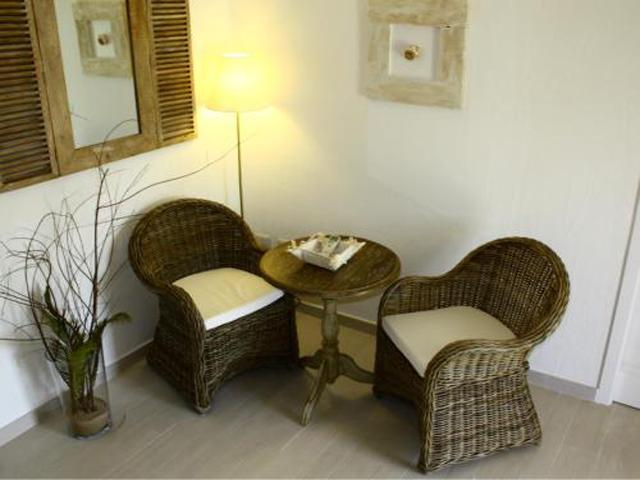 Sardinie - Alle kamers van deze B&B zijn in landelijke stijl (6)