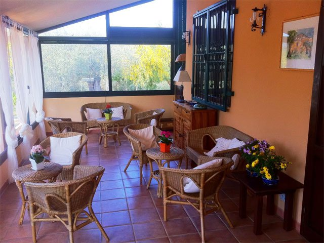 Alghero - B&B Villa Grazia met zwembad- Sardinie (6)