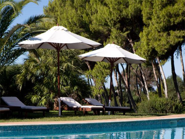 Het zwembad van Hotel Cala Caterina - Villasimius - Sardinie
