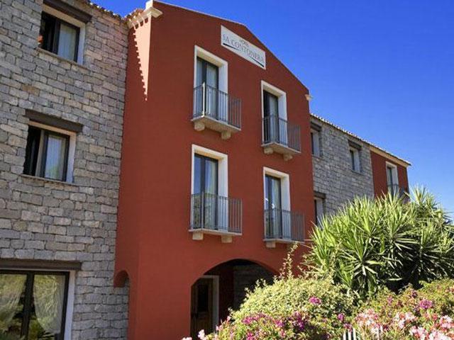 Sa Contonera Arbatax - Hotel Sardinie - Sardinia4all