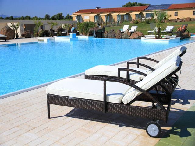 Agriturismo Capo Nieddu - Agriturismo met zwembad Sardinie
