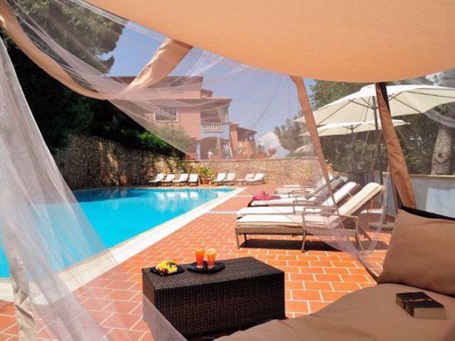 Hotel Su Lithu - Hotel Sardinie met zwembad in Bitti (3)